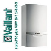 Газовый котел Vaillant turboTEC plus VUW INT 242/5-5