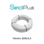 SD Plus Henko 26x3,0 (бухта 50 м, SD301W26)